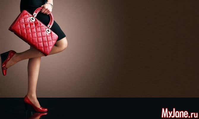 Правила стиля - сумки и обувь