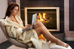 похудение зимой дома