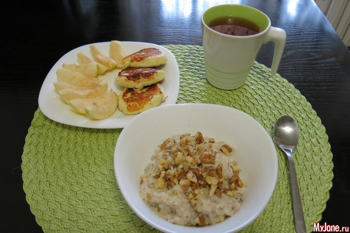 Завтраки в домашних условиях