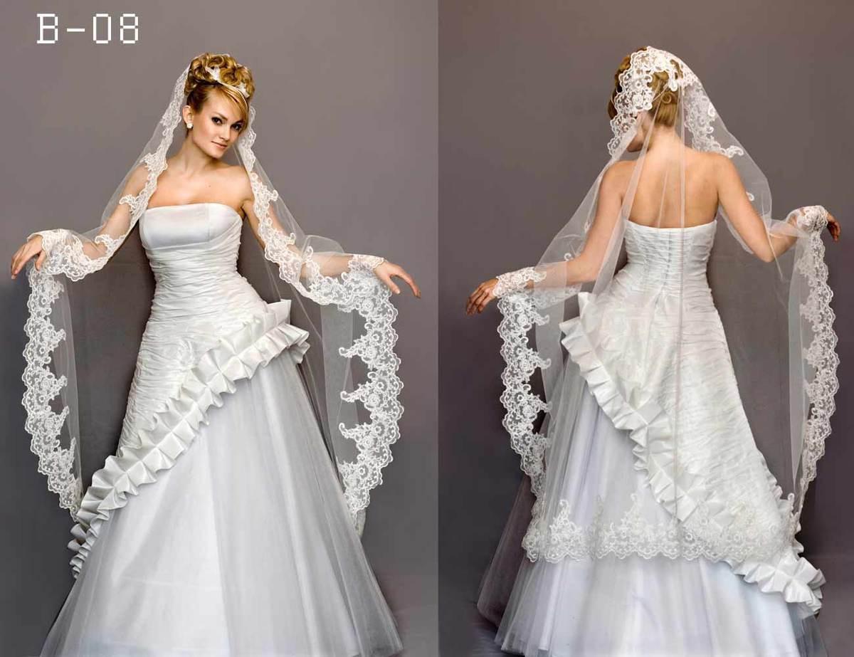 Свадебный наряд своими руками фото