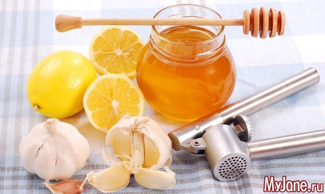 Лимон с медом: готовим вкусную и полезную смесь