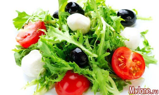 салат для диабетиков рецепты