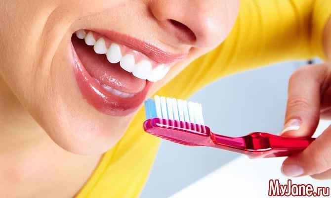 Уход за зубами - все ли вы знаете?