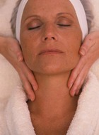 Йога: практика массажа