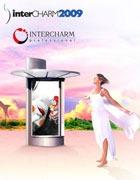 Международная выставка парфюмерии и косметики InterCHARM-2009 - InterCHARM-2009, интерчарм, выставка, косметика, парфюмерия, новинки