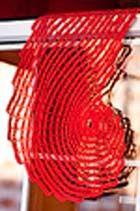 Красные салфетки