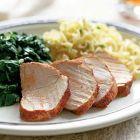 Оригинальные  рецепты со свининой
