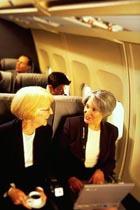 Риски для здоровья во время авиаперелетов