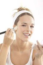 Подбираем макияж по типу внешности  - макияж по типам внешности, как определить цветотип, уроки макияжа