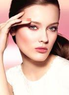 Летний макияж - модный, макияж, бронзер, консилер