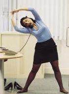 Оздоровительная гимнастика для офиса