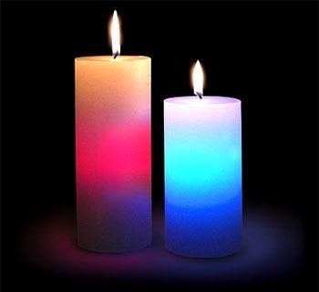 Красители для свечи своими руками