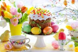Христиане празднуют Пасху