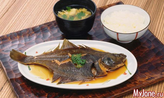 оригинальные блюда из рыбы