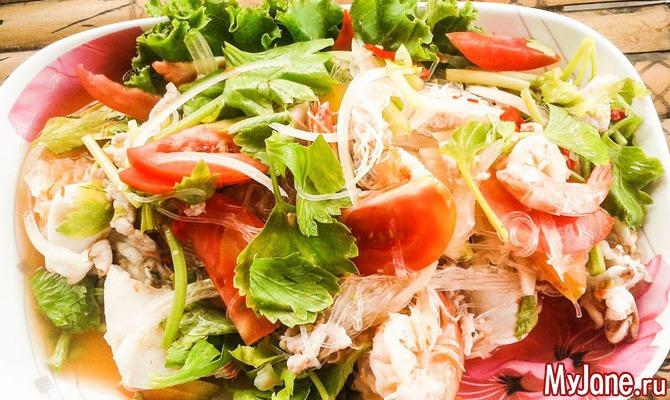 Нежные салатики