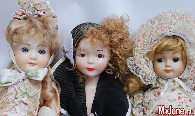 Куклы - для детей и взрослых