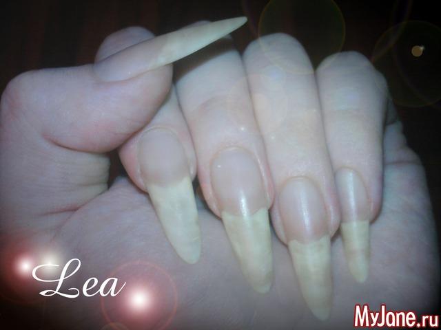 Как вырастить длинные ногти в домашних условиях