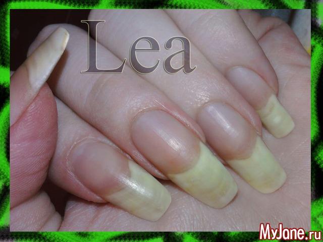 Как сделать длиннее ногти