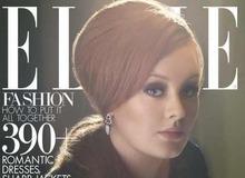 Певица Адель на обложке ELLE фото