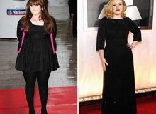 Адель до и после похудения фото
