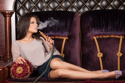 Курение кальянов запретят