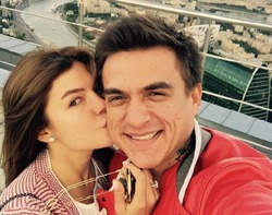 Бисексуал Влад Топалов женился