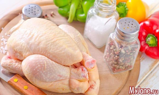 Недорогие блюда из курицы с фото