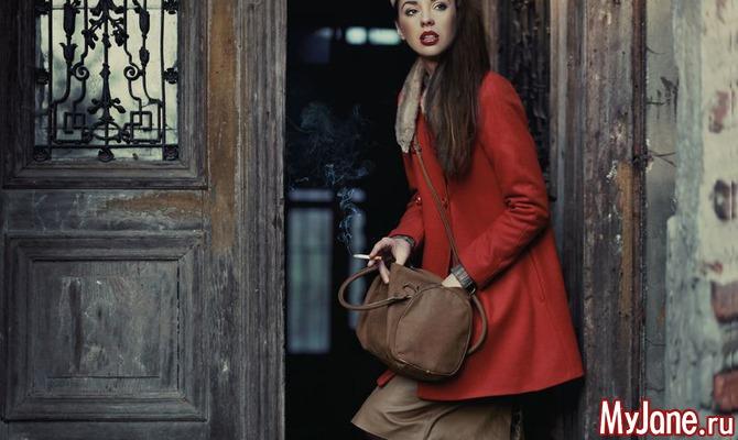 Практичные модные сумки осень 2015
