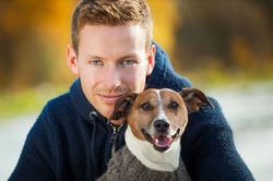 Как ухаживать за короткошерстными собаками в холода?