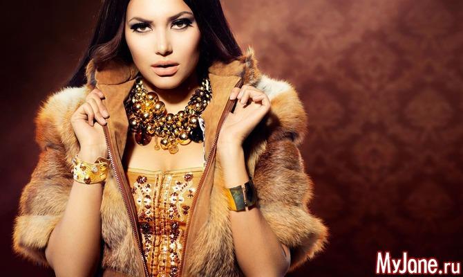 Модные шубы и полушубки 2016