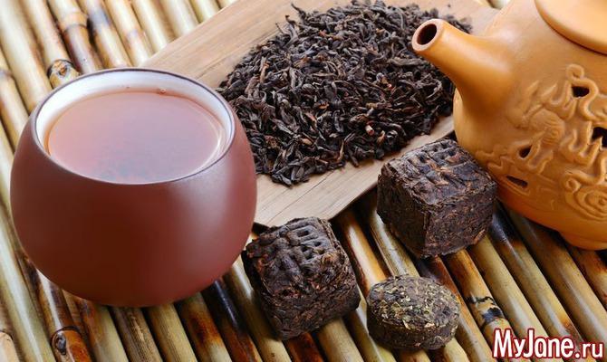 Чашечку чая? Пуэр Шу и Пуэр Шен – учимся различать