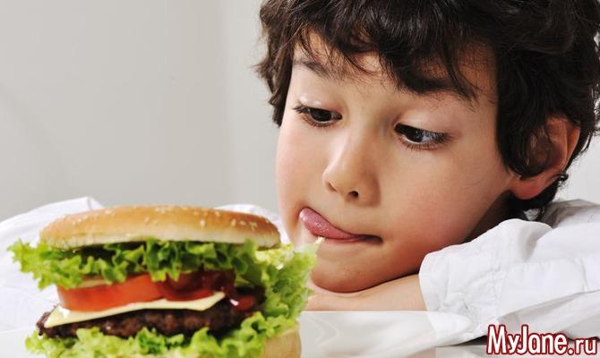 Эй, толстый! Или как предотвратить ожирение у детей