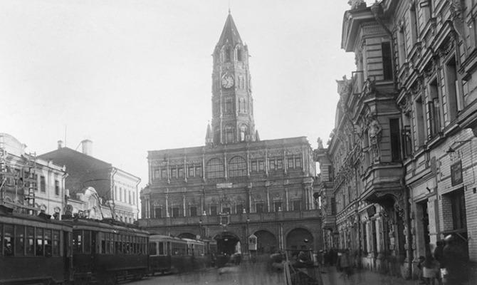 Сухарева башня: прошлое и настоящее