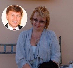 людмила путина вышла замуж фото