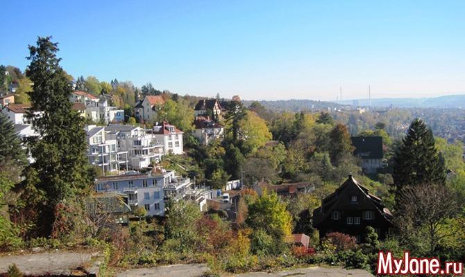Маленькие немецкие города: Людвигсбург и Эсслинген