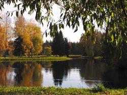 Павловский парк, жемчужина Петербурга