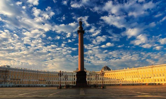 Санкт-Петербург. Прогулка по Невскому проспекту