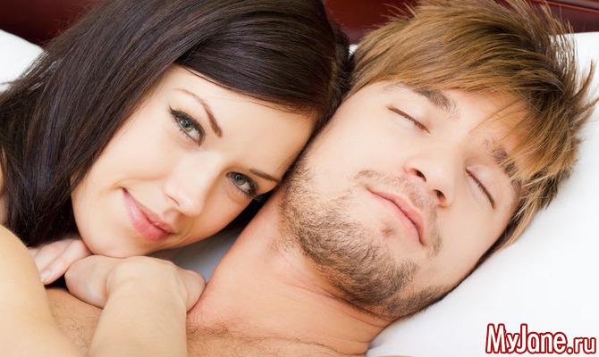 Мужчина: поведение в постели проецируем на жизнь