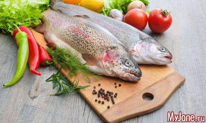 Рыба: польза для здоровья
