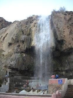 Горячие источники в Иордании – верный путь к здоровью и красоте