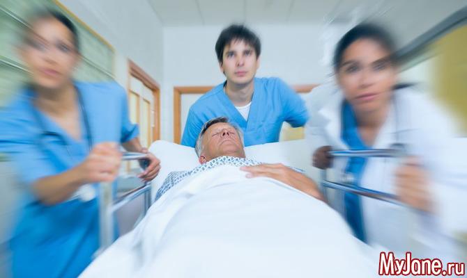Гонки на операционном столе или Что снится…