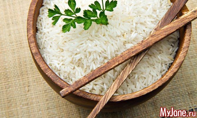 Рис и блюда из него