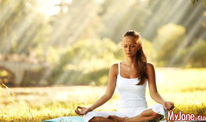 Техники йоги от хронической усталости