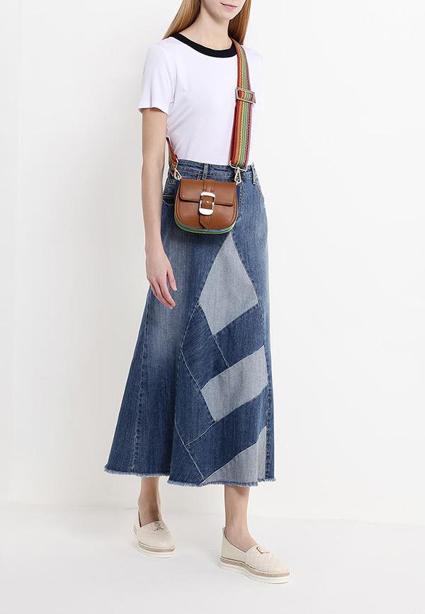 Джинсовые юбки модные