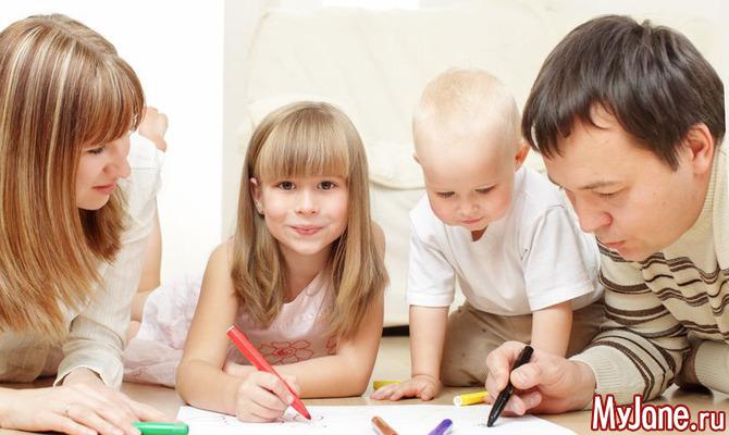 Найди гения в себе и своем ребенке - дети, воспитание детей, талант, психотипы, тип интеллекта