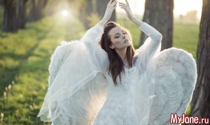 Есть ли у вас Ангел-хранитель