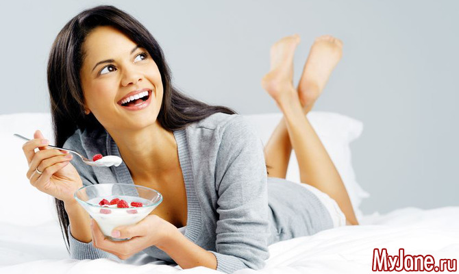 Чудо-диета: интуитивное питание