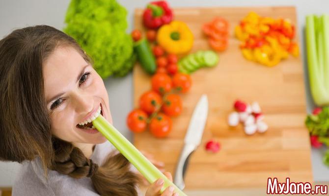 Сельдерей на вашем столе: польза для здоровья и красоты