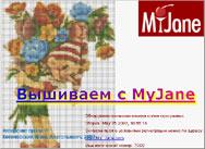 Программа «Вышиваем с myJane»