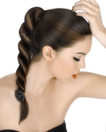 10 способов плетения кос.  Комментарии : LiveInternet.  19 фев 2009 .